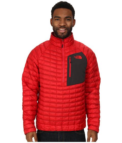 Imbracaminte Barbati The North Face ThermoBalltrade Pullover TNF Red