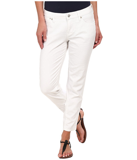 Imbracaminte Femei Jag Jeans Evan Slim Ankle in Gatsby Linen White