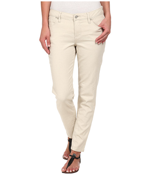 Imbracaminte Femei Jag Jeans Evan Slim Ankle in Gatsby Linen Natural