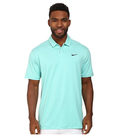 Imbracaminte Barbati Nike Golf Control Stripe Polo Light RetroAnthracite