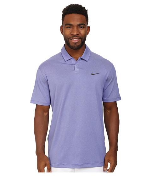 Imbracaminte Barbati Nike Golf Control Stripe Polo Persian VioletAnthracite