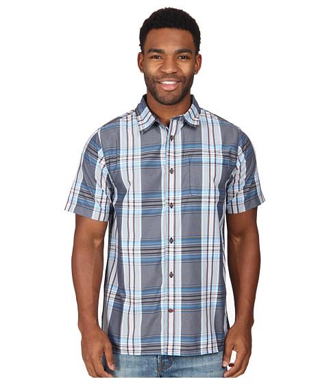 Imbracaminte Barbati The North Face Short Sleeve Pacific Coast Shirt Cosmic Blue