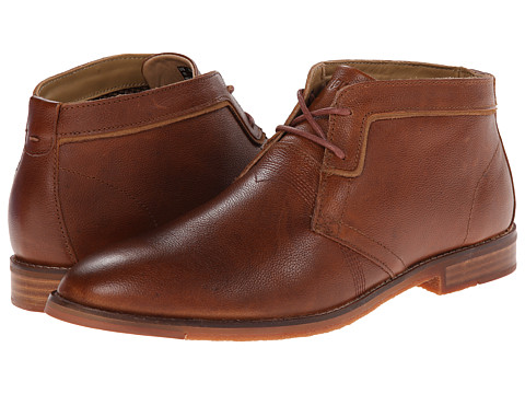 Incaltaminte Barbati Hush Puppies Devon Hamlin Light Brown Leather