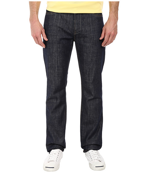 Imbracaminte Barbati 7 For All Mankind Standard Straight Leg w Split Seam Pocket in Anthem Anthem
