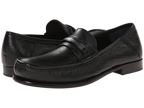 Incaltaminte Barbati Calvin Klein Duke Black Waxy Leather