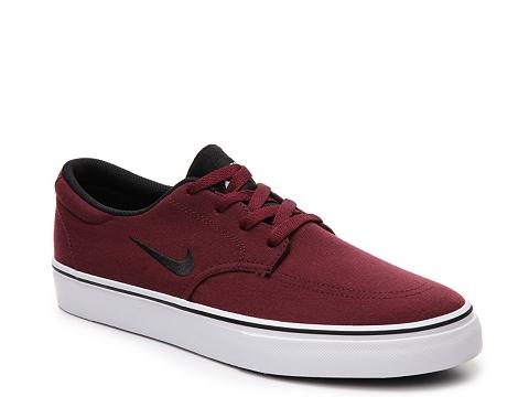 Incaltaminte Barbati Nike SB Clutch Canvas Sneaker - Mens Burgundy