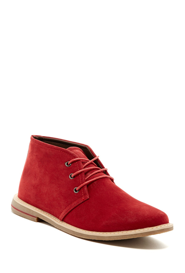 Incaltaminte Barbati Giraldi Danny Chukka Boot Red