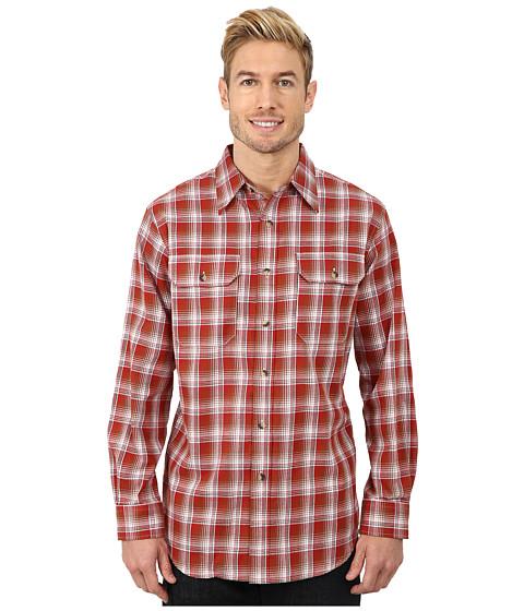 Imbracaminte Barbati Pendleton Pioneer Shirt RedTan Ombre