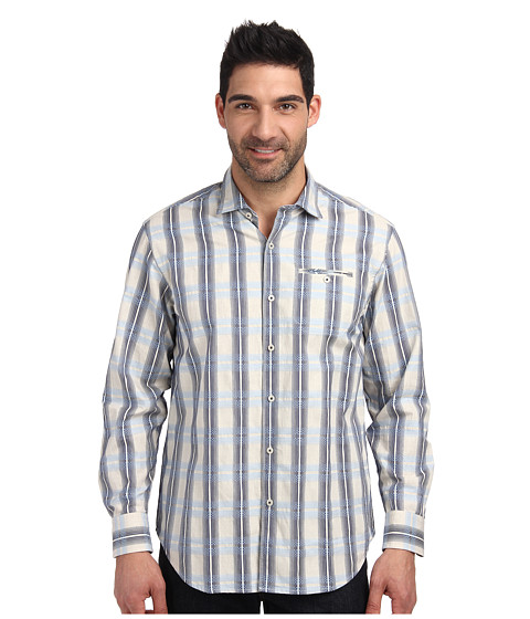 Imbracaminte Barbati Tommy Bahama Island Weaver LS Button Up Chambray