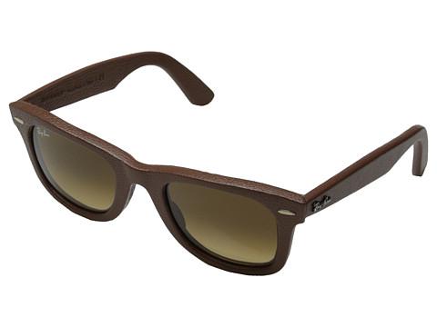 Ochelari Femei Ray-Ban RB2140QM 50mm Leather Brown