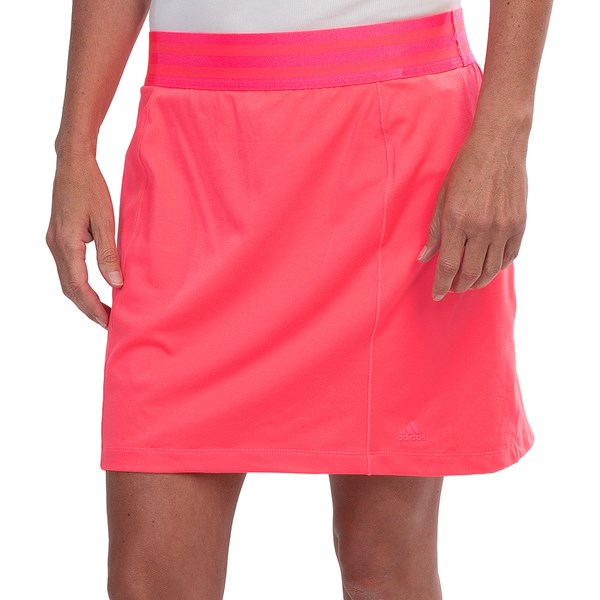 Imbracaminte Femei adidas golf Essentials Rangewear Skort FLASH RED (02)