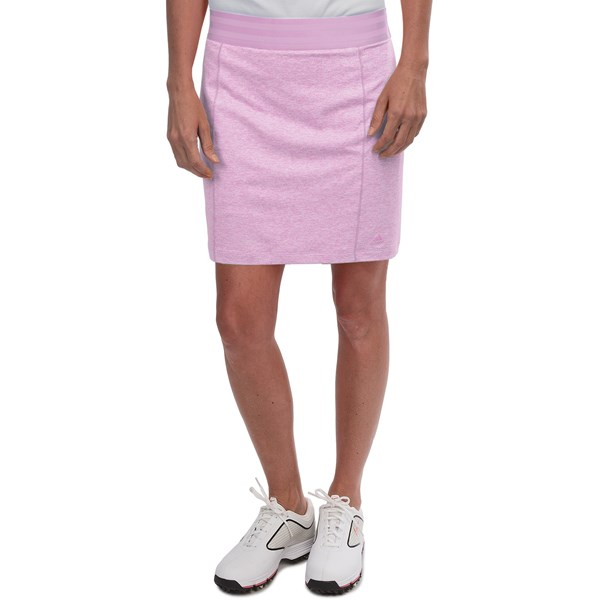 Imbracaminte Femei adidas golf Essentials Rangewear Skort LIGHT ORCHID HEATHER (07)