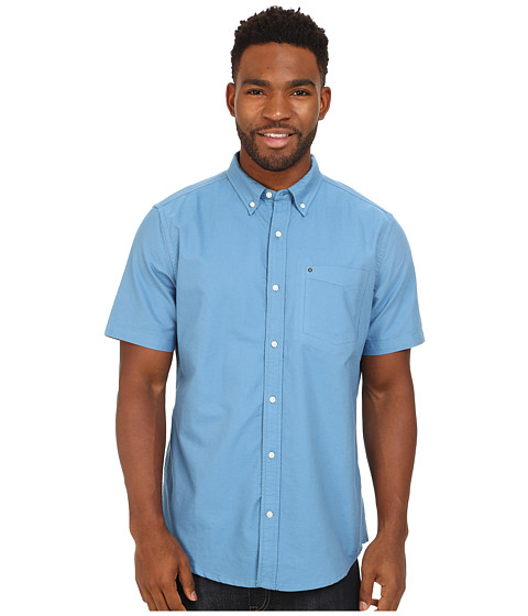 Imbracaminte Barbati Hurley Ace Oxford 20 Short Sleeve Shirt Horizon