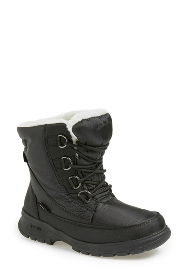 Incaltaminte Femei Kamik Baltimore Waterproof Faux Fur Boot BLACK