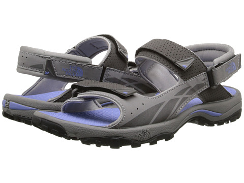 Incaltaminte Femei The North Face Storm Sandal Q-Silver GreyGrapemist Blue (Prior Season)
