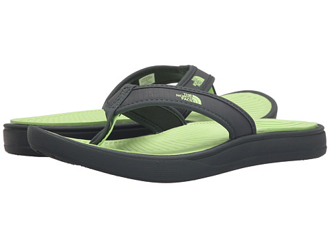 Incaltaminte Femei The North Face Base Camp Lite Flip-Flop Spruce GreenBudding Green (Prior Season)