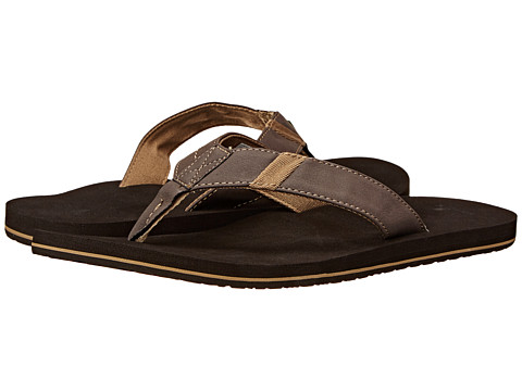 Incaltaminte Barbati Sanuk Jet Stream Brown