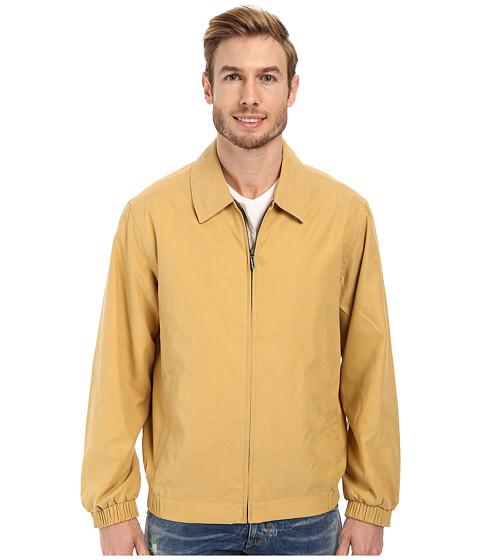 Imbracaminte Barbati Rain Forest Microseta Golf Jacket Flax