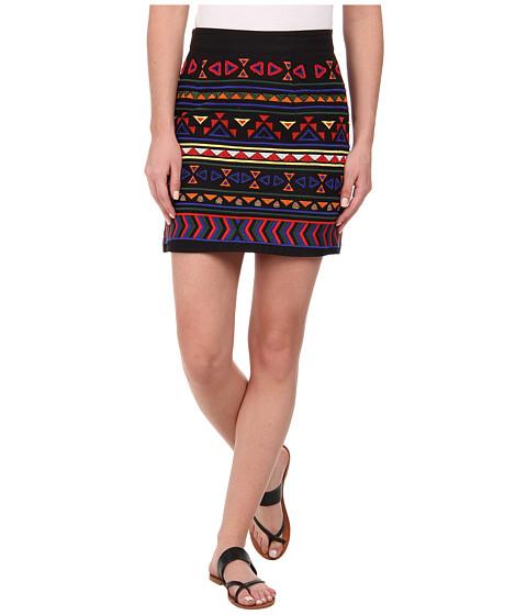 Imbracaminte Femei Sam Edelman Beaded Mini Skirt Black