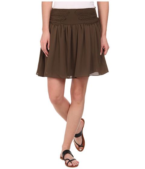 Imbracaminte Femei Sam Edelman Fit and Flare Skirt Canteen