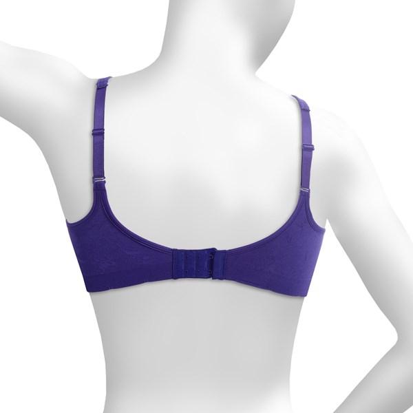 Imbracaminte Femei Ellen Tracy Seamless No-Wire Bra - Convertible Straps VERSAILLES (02)