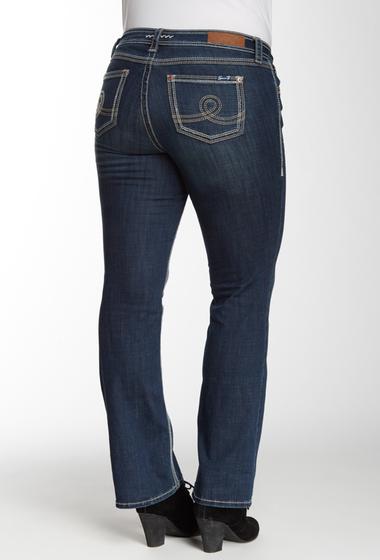Imbracaminte Femei Seven7 Jeans Bootcut Jean Plus Size BUCKLEY BU
