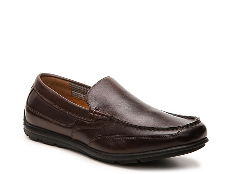 Incaltaminte Barbati Nunn Bush Clutch Loafer Brown