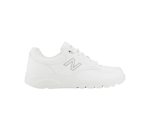 Incaltaminte Barbati New Balance Mens Walking 674 White