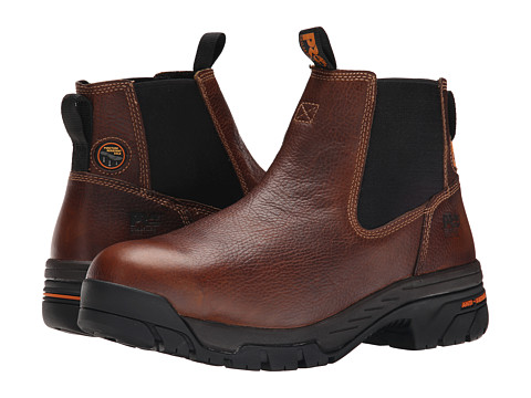 Incaltaminte Barbati Timberland Helix Chelsea Steel Toe Brown