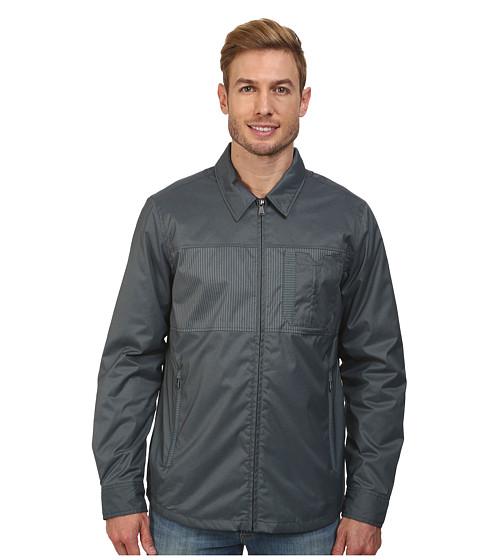 Imbracaminte Barbati Prana Hardwin Shirt Jacket Blue Jean
