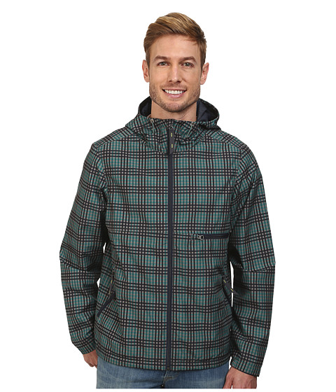 Imbracaminte Barbati Prana Grayson Jacket True Teal Plaid