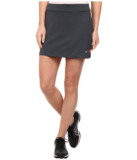 Imbracaminte Femei Nike Golf Nike Short Fairway Drive Skort Classic CharcoalClassic CharcoalDove Grey