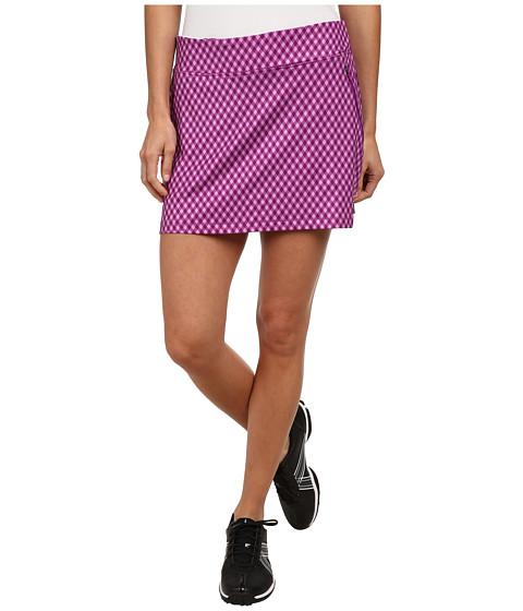 Imbracaminte Femei Nike Golf Nike Gingham Flight Skort Violet ShockBold BerryBold BerryWhite