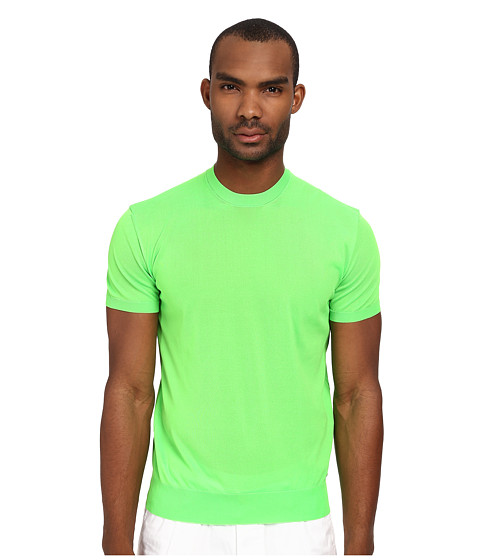 Imbracaminte Barbati DSQUARED2 SS Crew Neck Sweater Green