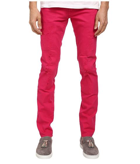 Imbracaminte Barbati DSQUARED2 Garment Dyed Slim Jean Pink