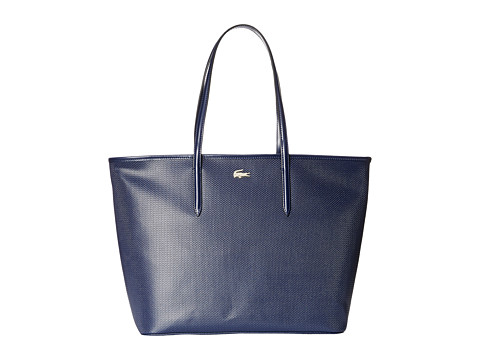 Genti Femei Lacoste Chantaco Medium Tote Peacoat