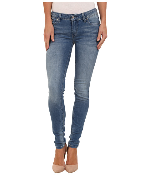 Imbracaminte Femei Levi's 535trade Legging Blue Crackle