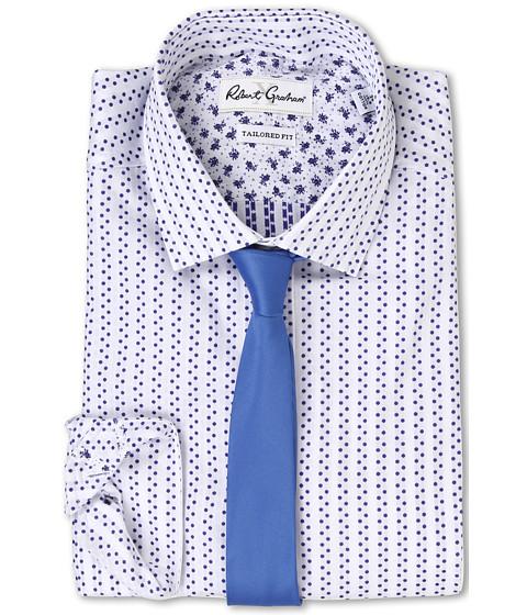 Imbracaminte Barbati Robert Graham Sanbuono Dress Shirt WhiteNavy