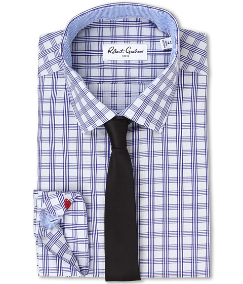 Imbracaminte Barbati Robert Graham Sandy Dress Shirt Blue