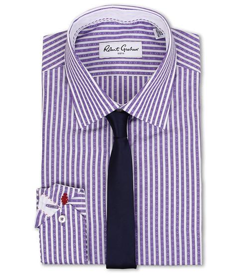 Imbracaminte Barbati Robert Graham Sebastian Dress Shirt Purple