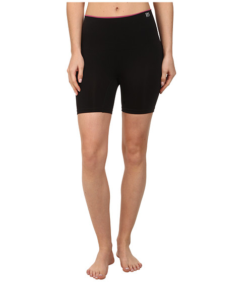 Imbracaminte Femei DKNY Fusion Sport Smoothies Shortie BlackPunch Pink