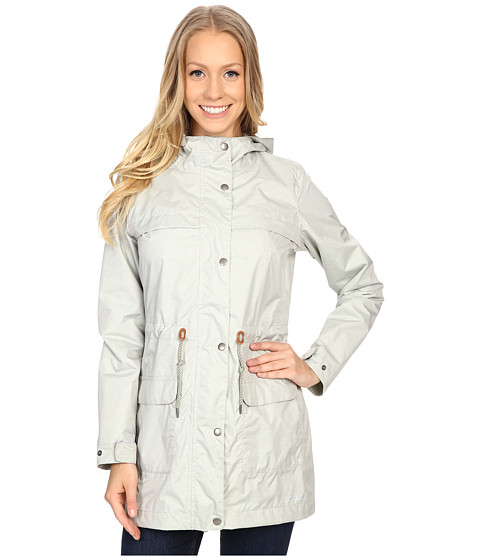 Imbracaminte Femei Merrell Alvar Long 2L Jacket Seagrass Heather