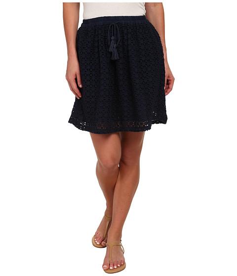 Imbracaminte Femei Lucky Brand Eyelet Skirt American Navy