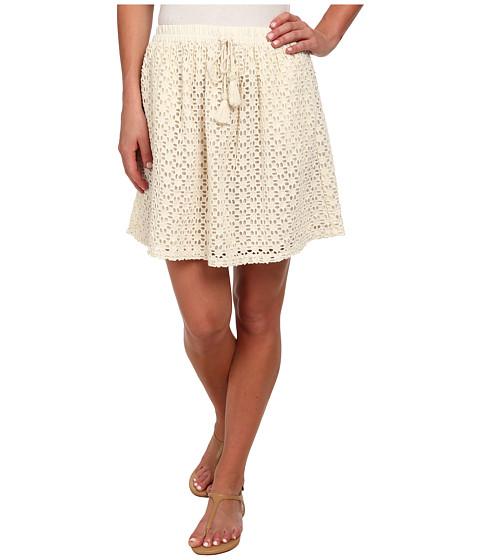 Imbracaminte Femei Lucky Brand Eyelet Skirt Ivory