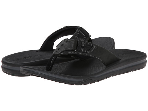Incaltaminte Barbati Rockport Wear Anywhere Casual Thong Black