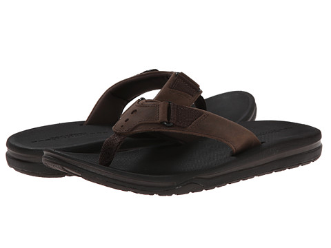 Incaltaminte Barbati Rockport Wear Anywhere Casual Thong Medium Brown