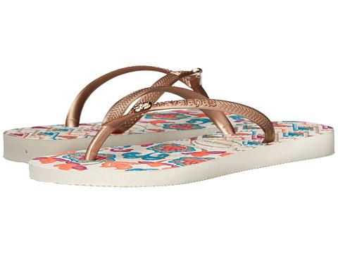 Incaltaminte Femei Havaianas Slim Royal Flip Flops White