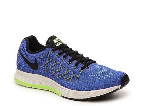 Incaltaminte Barbati Nike Air Zoom Pegasus 32 Lightweight Running Shoe - Mens Blue