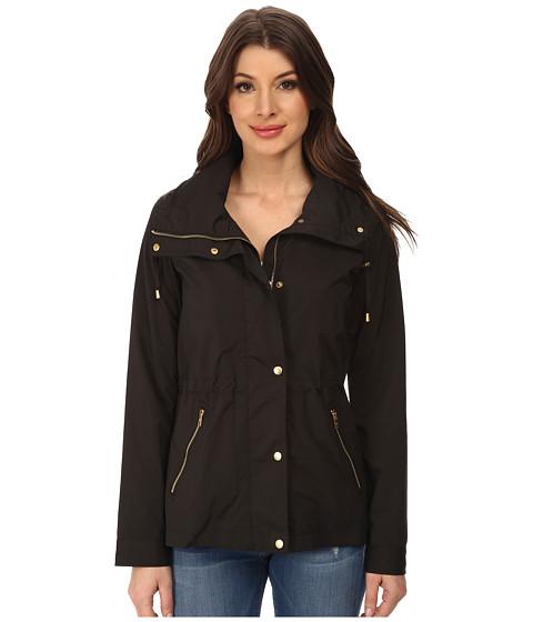 Imbracaminte Femei Cole Haan 25quot Nylon Rain Jacket Black