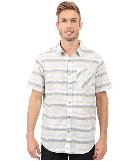 Imbracaminte Barbati Columbia Katchortrade II SS Shirt Dijon Stripe